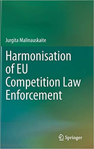 Harmonisation of EU Competition Law Enforcement