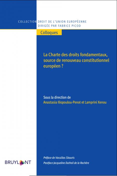 La charte des droits fondamentaux, source de renouveau constitutionnel européen?